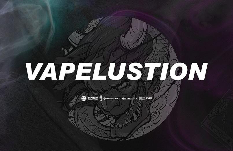 vapelustion般若电子烟网站设计开发